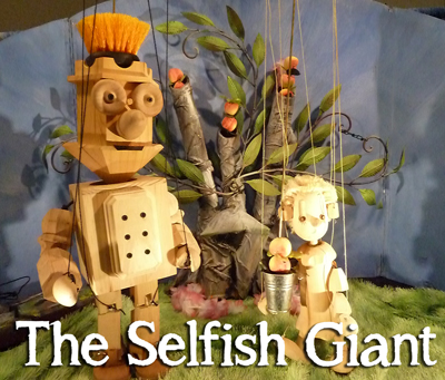 The Selfish Giant Puppet Show
