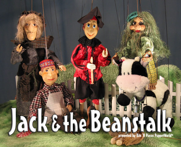Jack and the Beanstalk Puppet Show