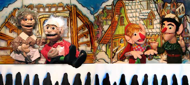 Winter Tales Puppet Show