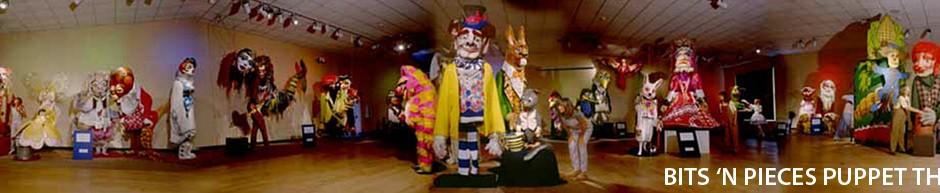 Bits 'N Pieces Puppet Theatre