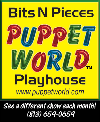 PuppetWorld Playhouse, See a Different Show Each Month