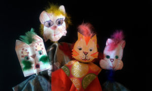 Puppet Workshop, Bits N Pieces Puppet Theatre