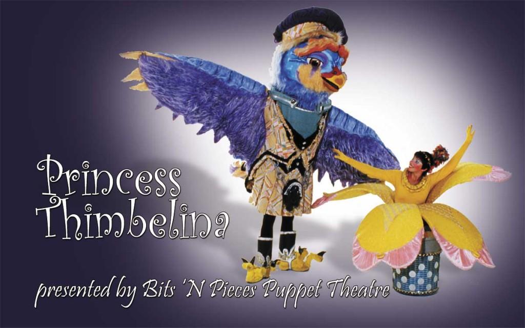 Princess Thimbelina, a GIANT show