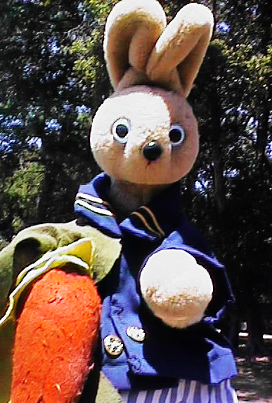 """Peter Rabbit"" at PuppetWorld Playhouse"