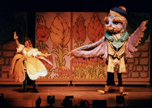 GIANT Puppet Show - Princess Thimbelina